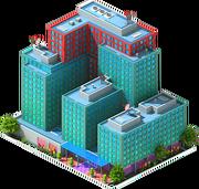 Megapark Living Complex