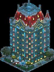 Moehlenbrok Hotel (Night)