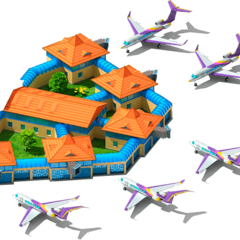 Capital Airport Terminal H