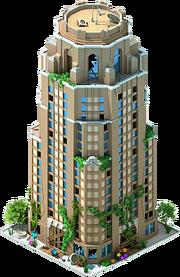 Abandoned Skyscraper