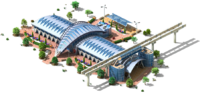 Interchange Station L3