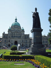 RealWorld British Columbia Parliament Building