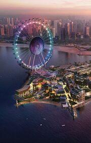 RealWorld Dubai Ferris Wheel