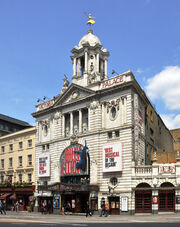 RealWorld London Victoria Palace Theater