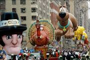 RealWorld Thanksgiving Parade Area