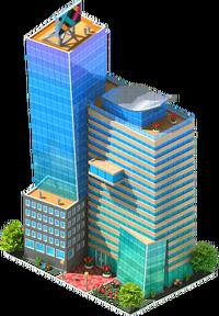 Taborstrasse Tower