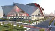 The New Atlanta Stadium