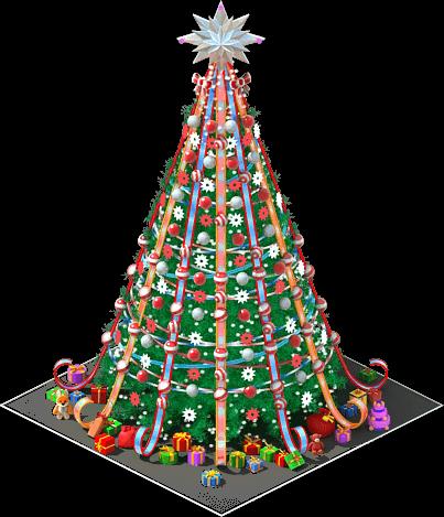 Christmas Tree IX