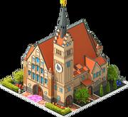 Evangelical Church in Ostrava
