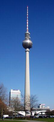 RealWorld Berlin TV Tower