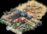 Uranium Industrial Complex L4