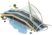 Venice Island Bridge I