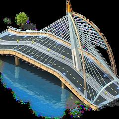 Island Bridge I
