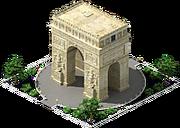 Arc de Triomphe (Prehistoric)