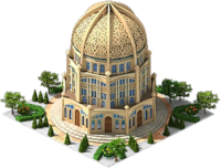 Baha'i House of Worship L2