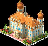 Brynek Palace