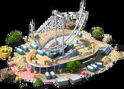 Wonder Wheel Construction