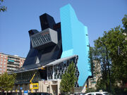 RealWorld Art Museum in Zaragoza