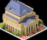 La Monnaie Opera House