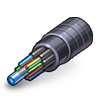 Mining Resource Optic Fiber