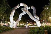 RealWorld Unity Sculpture (Night)