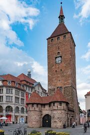 RealWorld Nuremberg Tower