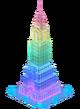 Ice Chrysler Building L3