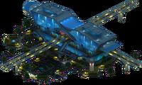 Megas Cross Station L1