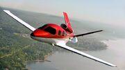 RealWorld Level 3 Business Jet