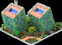 Falling Villas