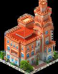 Crespi d'Adda Castle
