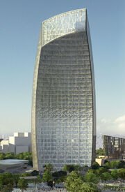RealWorld Torre Libeskind