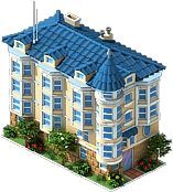 Image Building White Nights Apartment Complex Png Megapolis