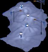 Snowville Track Curve NS 2 Snow