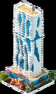 Aqua Skyscraper (Valentine's Day)