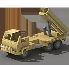 CMS-13 Construction