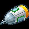 MS-54 Rocket Nose Cone
