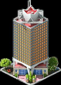 Overhoeks Apartments