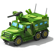 AS-68 Armored Car L1
