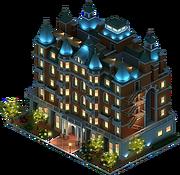 "Hotel ""Metropolis"" (Night)"