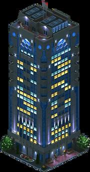 Liberty Tower (Night)