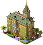 Westerfeld's House