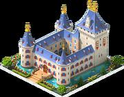 Hargimont Castle