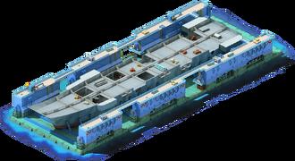 CV-26 Aircraft Carrier Construction