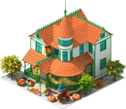 Californian Cottage
