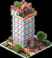 Diaolou Tower