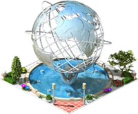 Round the World Fountain