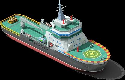 RV-24 Research Vessel L0