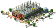 Radiation Neutralizer Construction