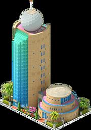 Dubai Cell Phone Company Office